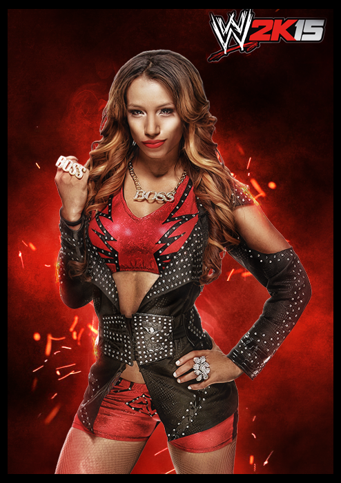 Wwe2k15 the official wrestling museum - Naomi curtis diva futura ...