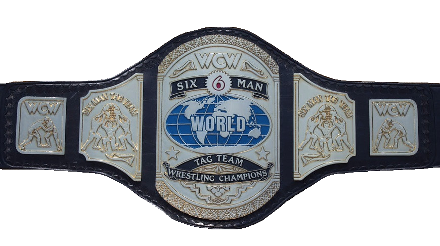 wcw tag team title tournament 1991 cadillac